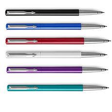 派克PARKER新威雅系列鋼珠筆/6支套組