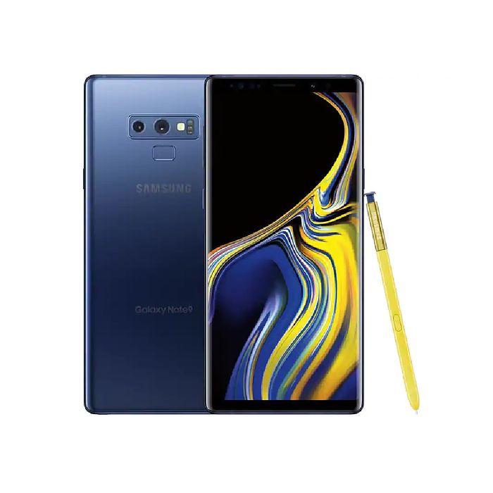 Samsung Galaxy Note 9 6G/128G 6.4吋八核雙卡智慧手機-湛海藍【原廠認證拆封新品】