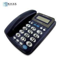 全新福利品【BASS】來電顯示有線電話BS-8006(APP)