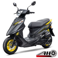 SYM三陽機車 Z1 attila 125 六期碟煞(全時點燈) 2019新車