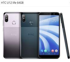 宏達電HTC U12 life 4G/64G八核心6吋雙卡機 / 雙主鏡美拍智慧手機
