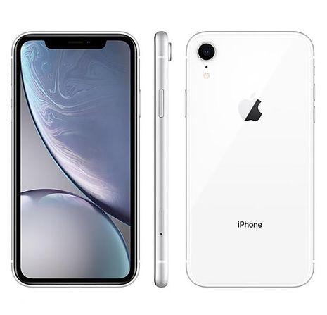 APPLE iPhone XR 128GB 6.1 吋智慧型手機白色