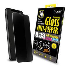 【hoda】iPhone XR 6.1吋 2.5D隱形滿版防窺9H鋼化玻璃保護貼