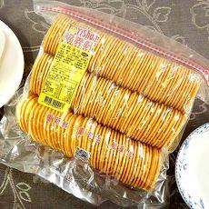 【福義軒】檸檬薄片(奶蛋素)   310g/包  3包