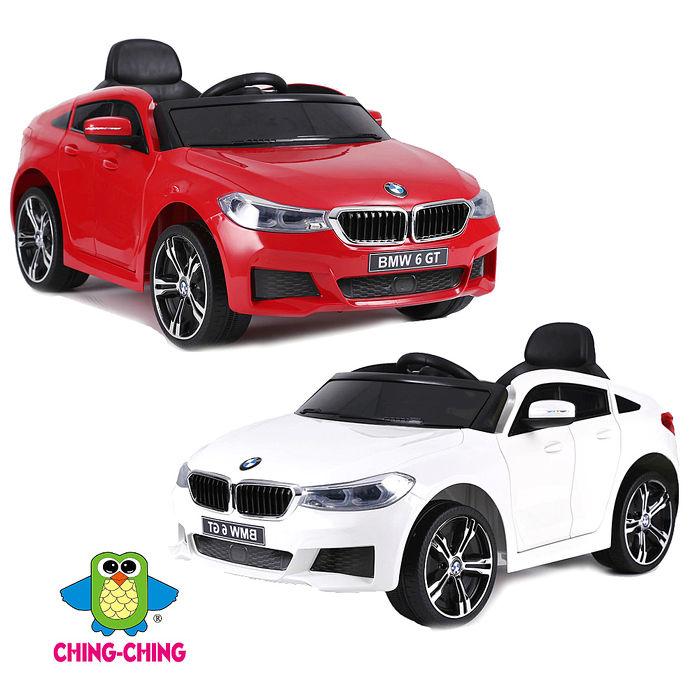 【親親】BMW 6GT電動車(RT-2164)紅色
