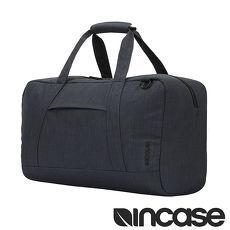 【Incase】EO Travel Duffel 15吋 時尚輕巧筆電旅行包 / 行李袋 (深藍)
