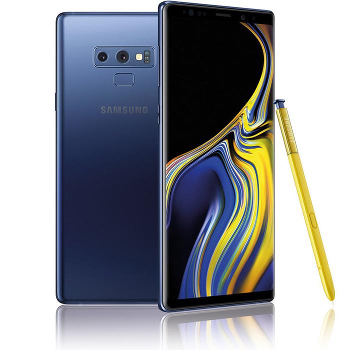 Samsung Galaxy Note 9 N960 (6G/128G)【拆封福利品】- 藍色 (送藍芽喇叭+玻保)