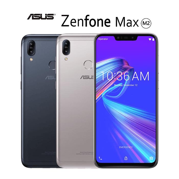 ASUS 華碩 ZenFone Max M2 ZB633KL 4G/64G 6.3吋智慧機【拆封新品】(神腦保固.外觀全新)黑