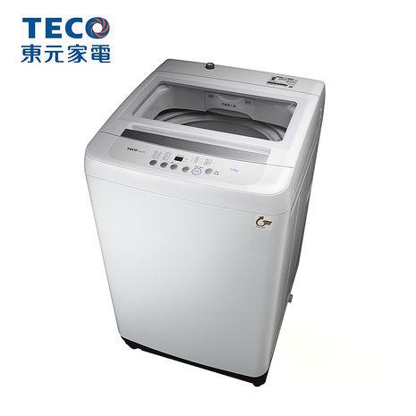 【TECO東元】12KG 定頻直立式洗衣機 W1238FW
