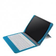 Belkin iPad Air 超薄 藍芽鍵盤 保護套 藍色