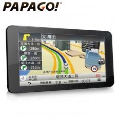PAPAGO GoPad 7超清晰Wi-Fi 7吋聲控導航平板★送旅行收納盥洗包★