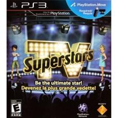 PS3 MOVE 電視超級偶像 TV Superstars (中英文版)