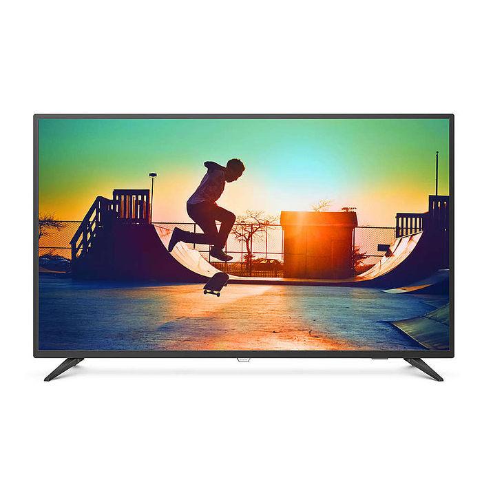 全新福利品 PHILIPS飛利浦 50PUH6183 50吋 4K 聯網液晶電視 + 視訊盒