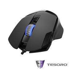 TESORO鐵修羅 Ascalon RGB艾斯卡隆電競光學滑鼠