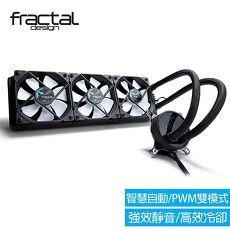 【Fractal Design】 Celsius S36  一體式水冷散熱器 360 mm