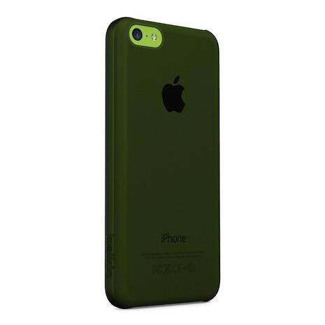 Belkin iPhone 5C 超薄 透明 保護殼 黑色