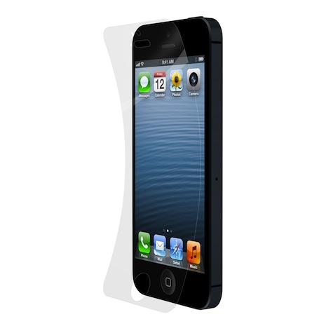 Belkin 玻璃 螢幕 保護貼 TrueClear InvisiGlass for iPhone 5SE /5S / 5C / 5