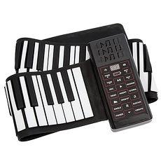 傳揚 攜帶型88鍵高音質手捲電子琴 IP88