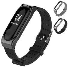 【贈保護貼】小米手環3代 經典青春腕帶 錶帶 (副廠)
