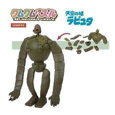 (預購)日版 宮崎駿 吉卜力  KM-74 吉卜力 宮崎駿 天空之城 機器兵 立體拼圖