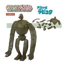 ENSKY 立體拼圖 KM-74 吉卜力 宮崎駿 天空之城 機器兵(預購3日內出貨)