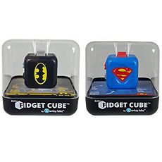DC 正義聯盟 英雄 紓壓方塊 S1 超人 蝙蝠俠 2款1組