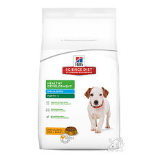 Hill's 希爾思 幼犬 均衡發育配方 小顆粒 4公斤