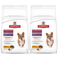 Hill's 希爾思 成犬優質健康配方 小顆粒 2公斤 X 2包