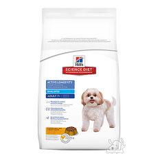 Hill's 希爾思 熟齡犬 活力長壽配方 小顆粒 8公斤