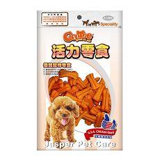 【GooToe】活力零食 CR66 2吋雞肉嚼骨 犬零食 160G X 2包