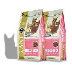 【ANF】美國愛恩富 特級幼母貓配方 貓飼料 1.5公斤 X 2包