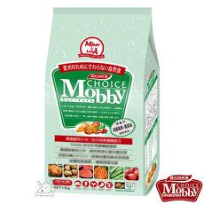 【Mobby】莫比 小型幼母犬 雞肉米 自然食 1.5公斤 X 2包