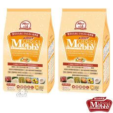 【Mobby】莫比 肥滿犬高齡犬 羊肉米 自然食飼料 3公斤 X 2包