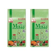 【Mobby】莫比 低卡成貓 抗毛球 配方 自然食飼料 3公斤 X 2包
