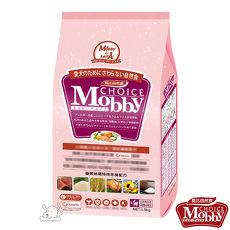【Mobby】莫比 羊肉+米 大型幼母犬配方飼料 1.5公斤 X 1包