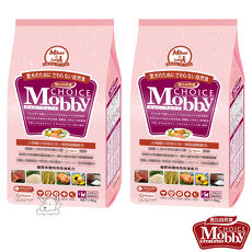 【Mobby】莫比 羊肉+米 大型幼母犬配方飼料 1.5公斤 X 2包