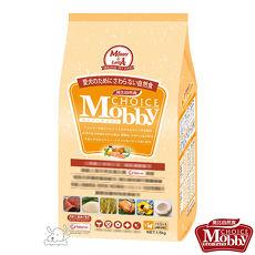 【Mobby】莫比 肥滿犬高齡犬 羊肉米 自然食飼料 7.5公斤 X 1包