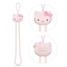 GARMMA Hello Kitty 短挂绳 –俏皮粉