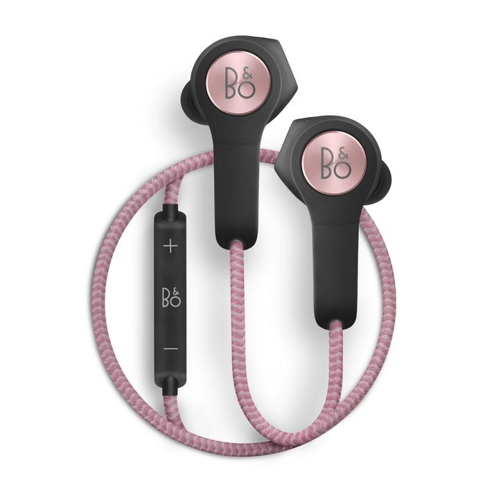 B&O PLAY H5 無線藍牙耳機 玫瑰金
