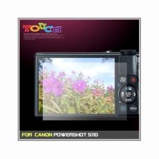 Canon PowerShot S110專用高透防刮無痕螢幕保護貼