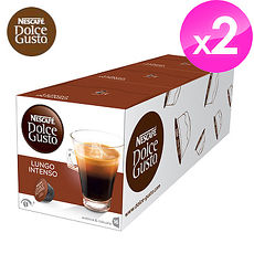 雀巢NESCAFE 義式濃縮濃烈咖啡膠囊 (Espresso Intenso)  【3盒X2條組】