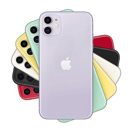 Apple iPhone 11 64G 6.1吋智慧型手機白
