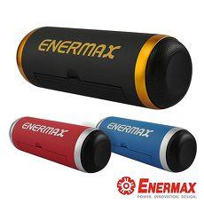 ENERMAX安耐美 EAS01 無線藍牙喇叭 (NFC/藍牙連線+TF卡插槽)紅色