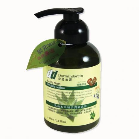 朵蔓朵蓮 乳油木果加倍潤膚乳液400ml/瓶