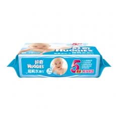※箱購※ 好奇 純水濕巾 一般型100抽 18包/箱