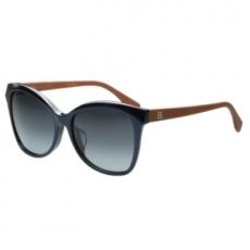 FENDI 時尚造型太陽眼鏡 (藍色)FF0043FS