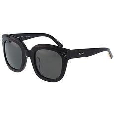 Chloe太陽眼鏡 復古感造型(黑色)CE701SK-001