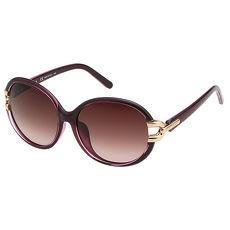CHLOE 經典氣質太陽眼鏡 (紫色)