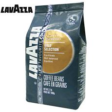 義大利 LAVAZZA GOLD SELECTION金牌咖啡豆(1000g)