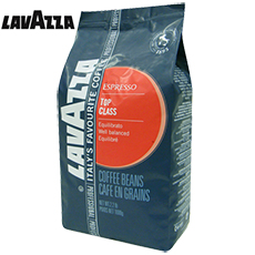 義大利 LAVAZZA TOP CLASS 咖啡豆(1000g)
